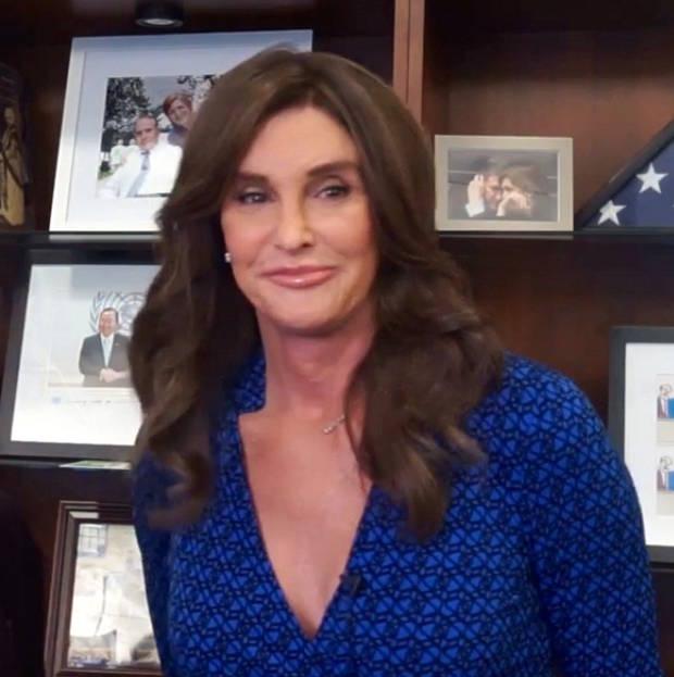 Caitlyn Jenner politica