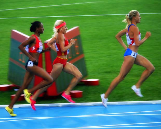 Caitlyn marta dominguez atleta