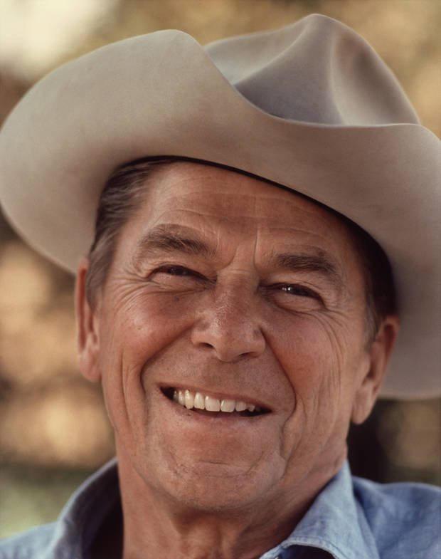 Caitlyn Ronald Reagan