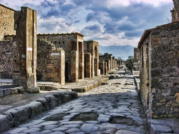 italia Pompeya