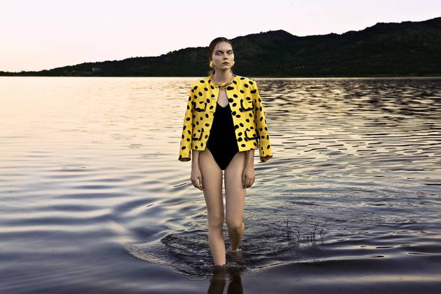 Editorial de Moda FANTASY GIRL FOTO 3