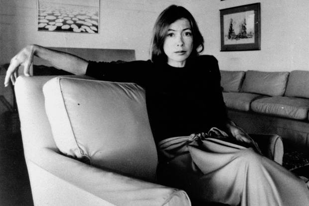 Modelo Joan Didion