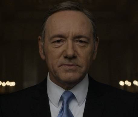 villanos Frank Underwood