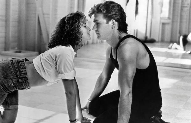 Bailes Dirty dancing