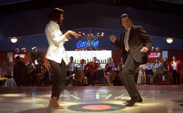 Bailes Pulp Fiction