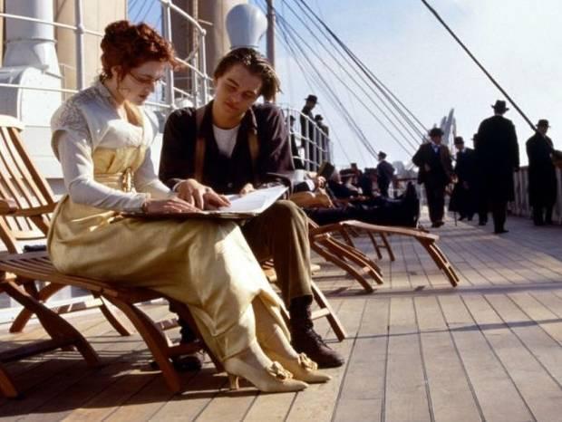 Bailes Titanic