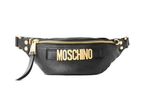 Riñoneras Moschino