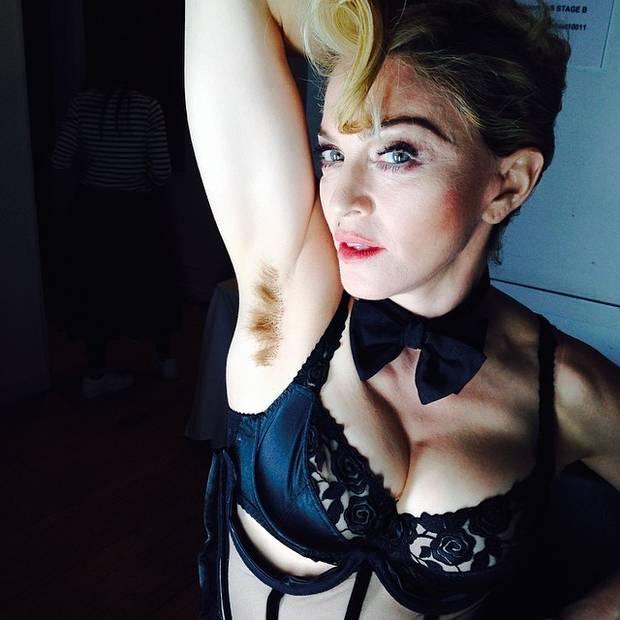 Madonna feminista