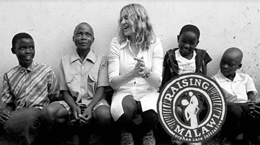 Madonna Raising malawi
