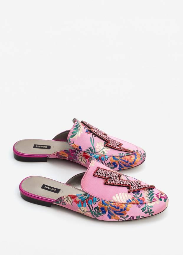 zapatos planos mocasines