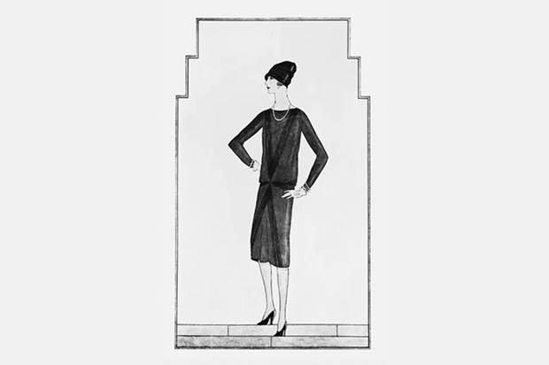 coco-chanel-little-black-dress