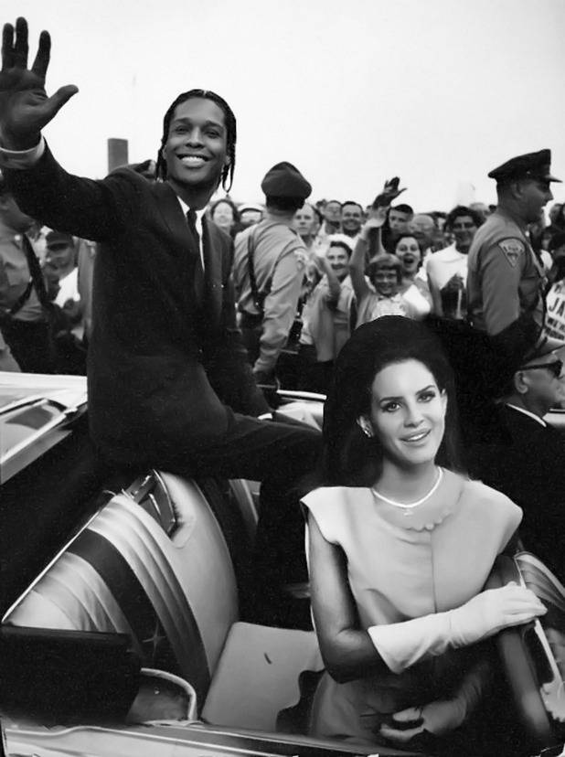 Jackie Kennedy lana del rey 2