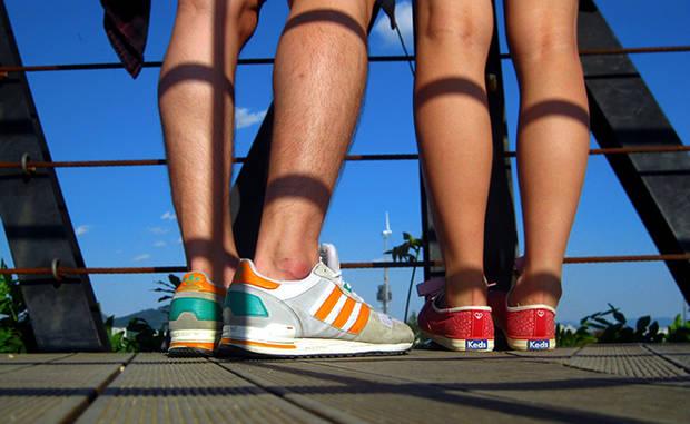 Zapatillas portada