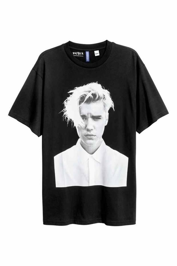 camisetas groupies H&M