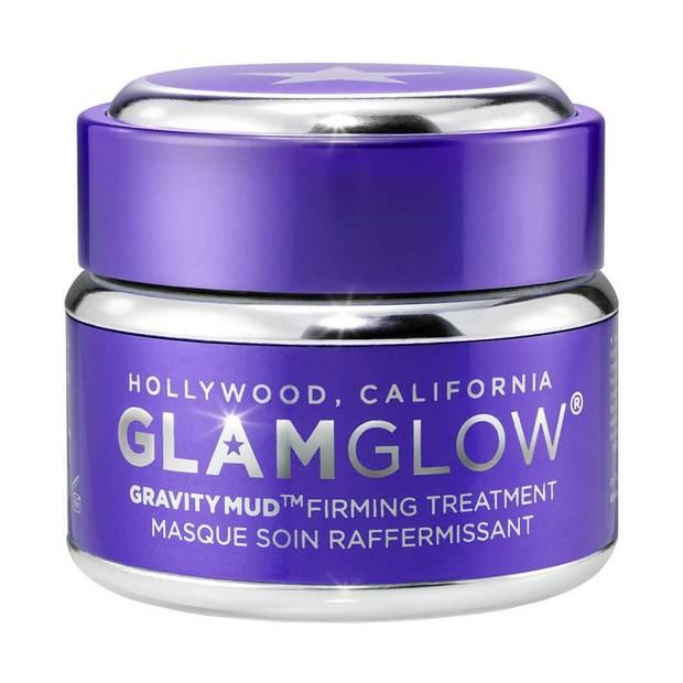 mascarillas glitter glam glow