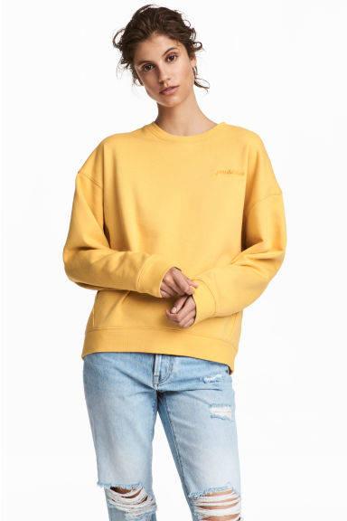 colores amarillo H&M