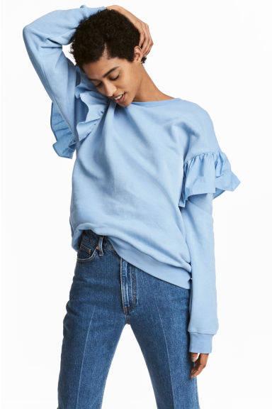 Colores azul H&M