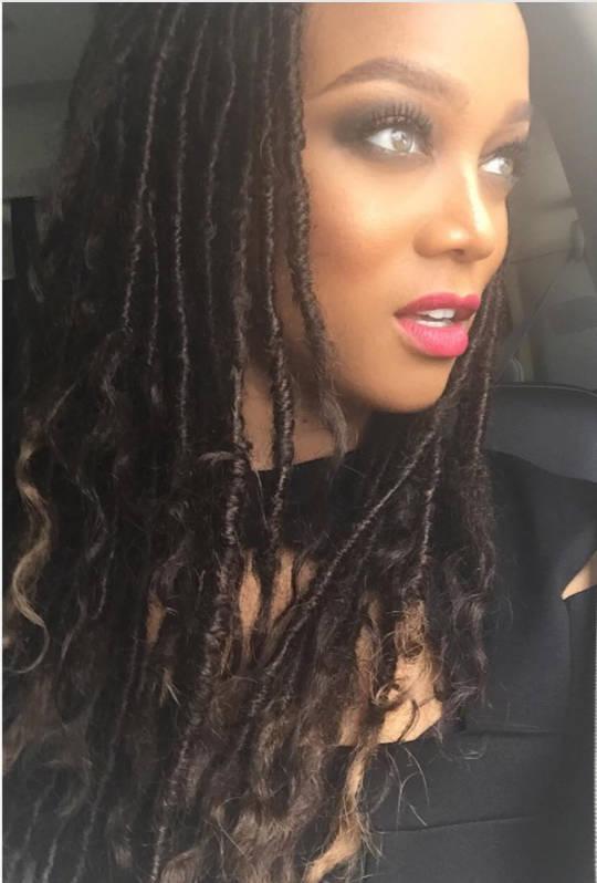 afro tyra banks - vanidad - 5