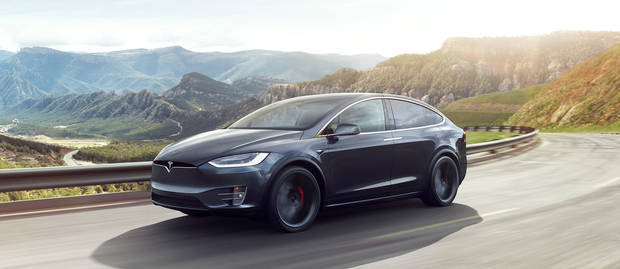 coches Tesla Model X