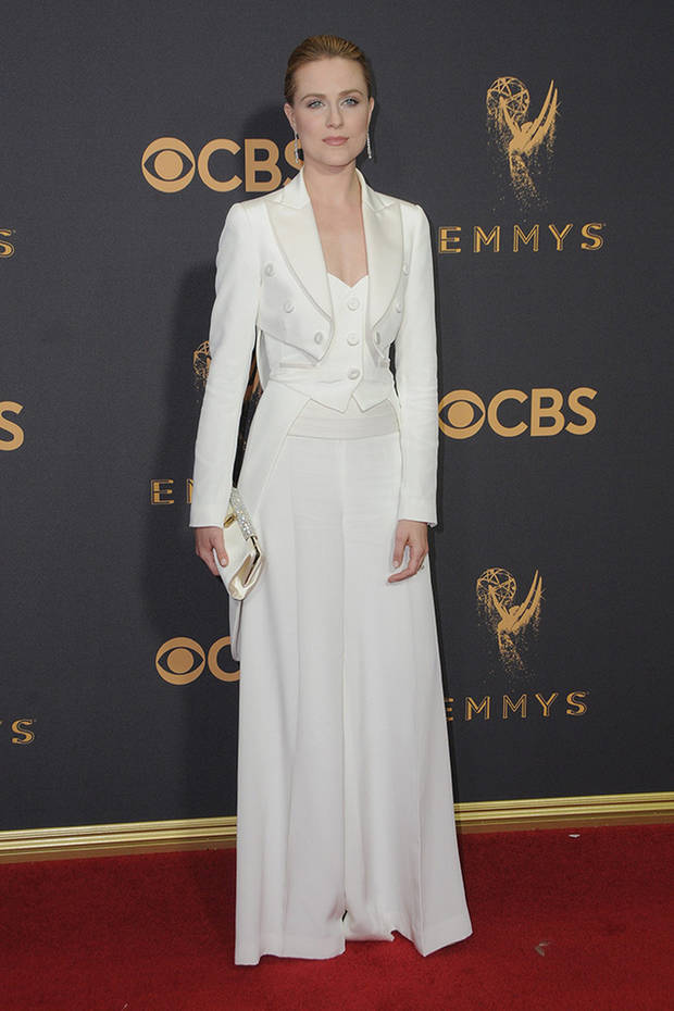 Emmys 2017 - Evan Rachel Wood - Moschino