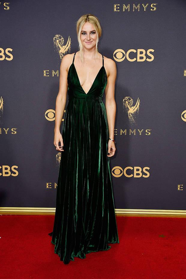 Emmys 2017 - Shailene Woodley - Ralph Lauren