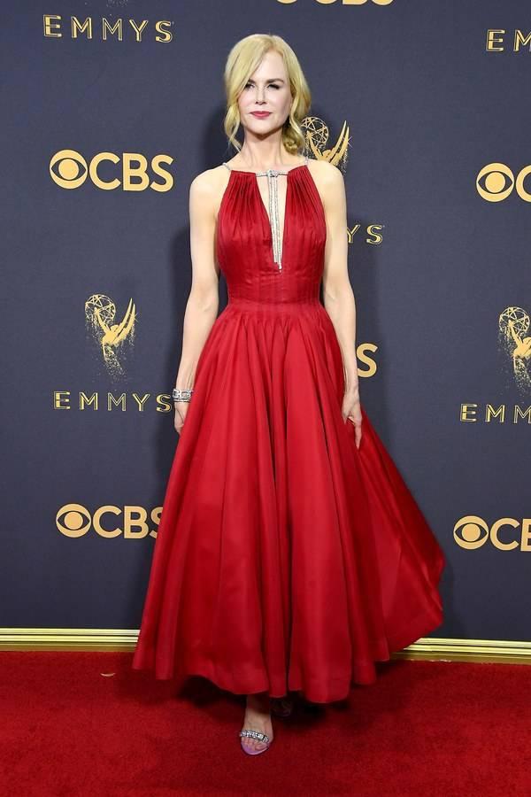 Emmys - Nicole Kidman - Calvin Klein