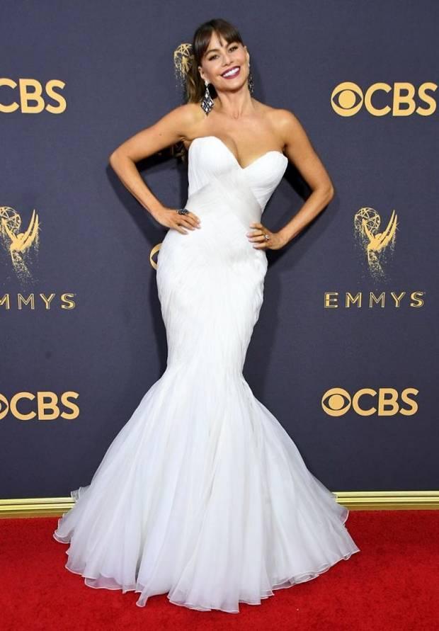 Emmys - Sofia Vergara - Mark Zunino