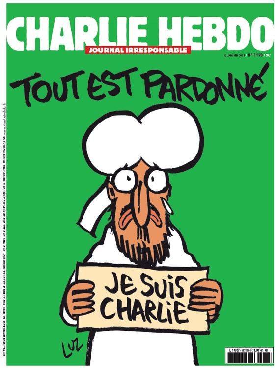 libertad de expresión- Charlie Hebdo