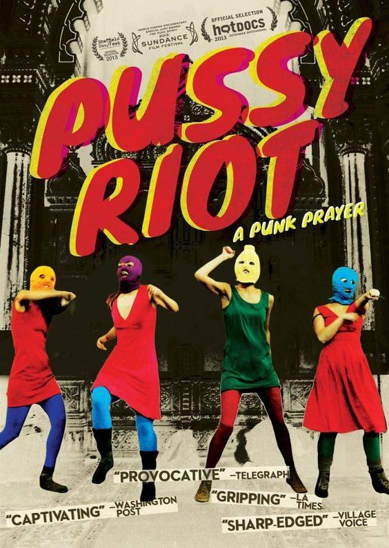 libertad de expresión- pussy riot