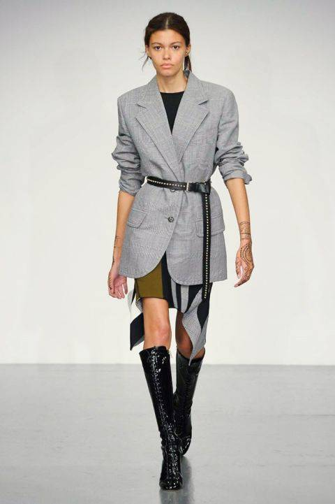 London Fashion Week - Antonio Berardi 1