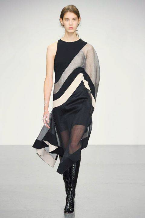 London Fashion Week - Antonio Berardi - 2