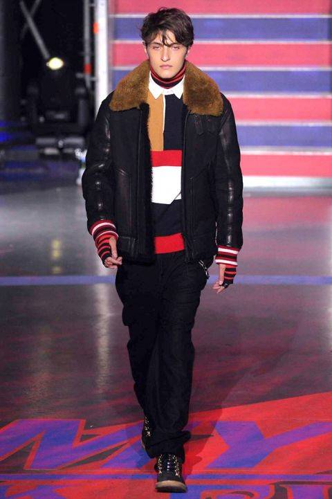 London Fashion Week - Tommy Hilfiger 2