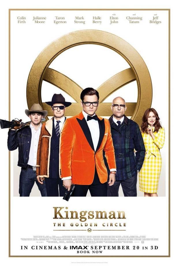 agenda - Kingsman