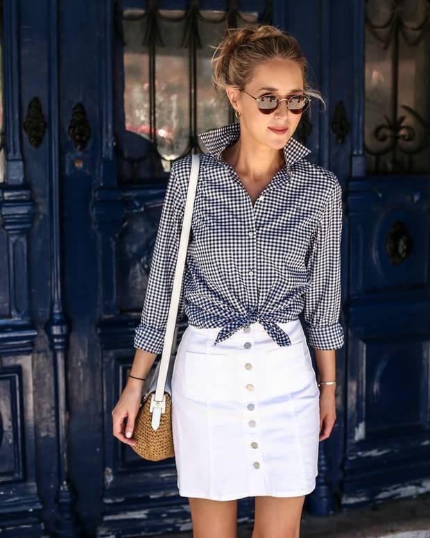 falda blanca 1
