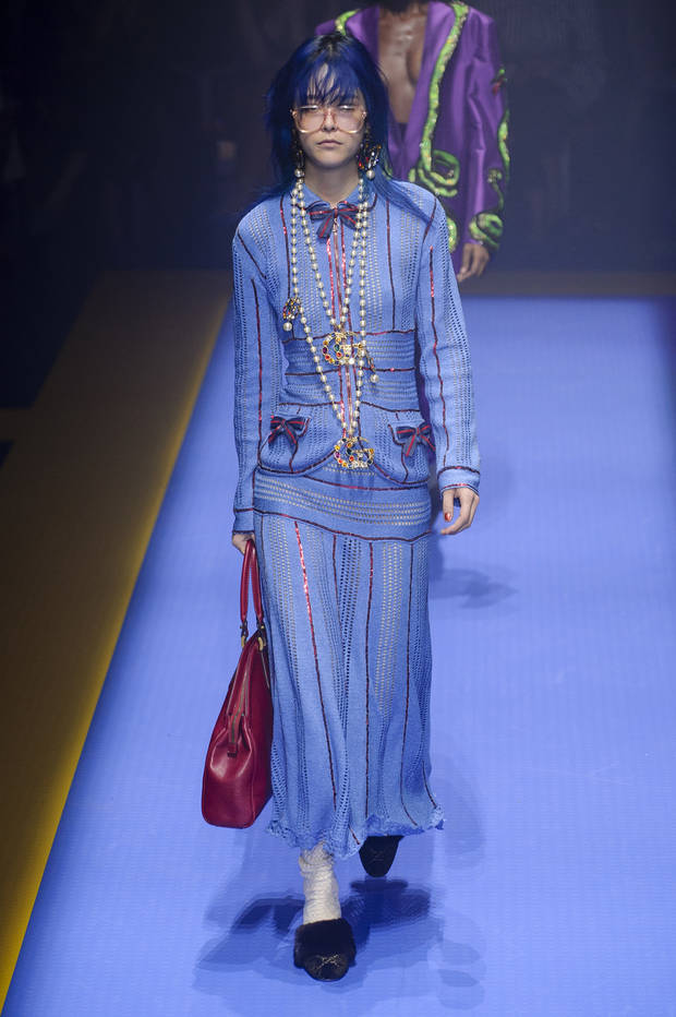 Gucci - Milan Fashion Week 2