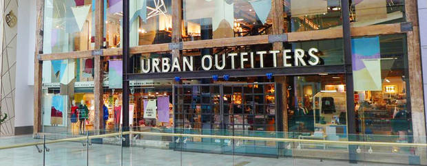 marcas Urban Outfitters