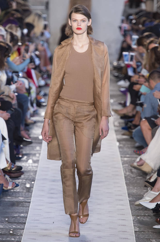 Milan Fashion Week - Max Mara 1