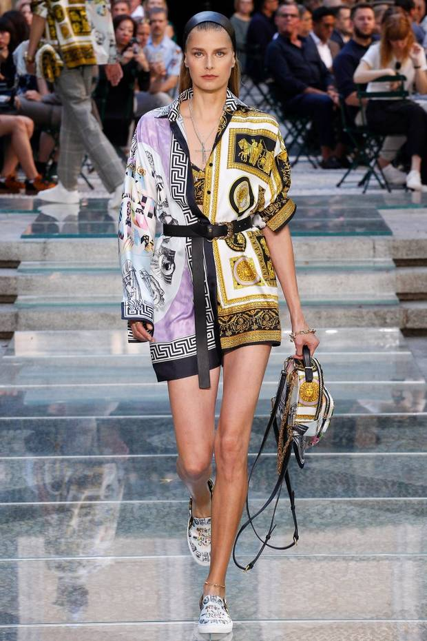Milan Fashion Week - Versace 2