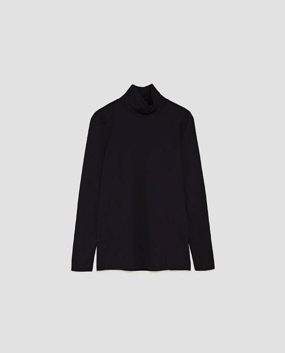 pana - camisa cuello - Zara