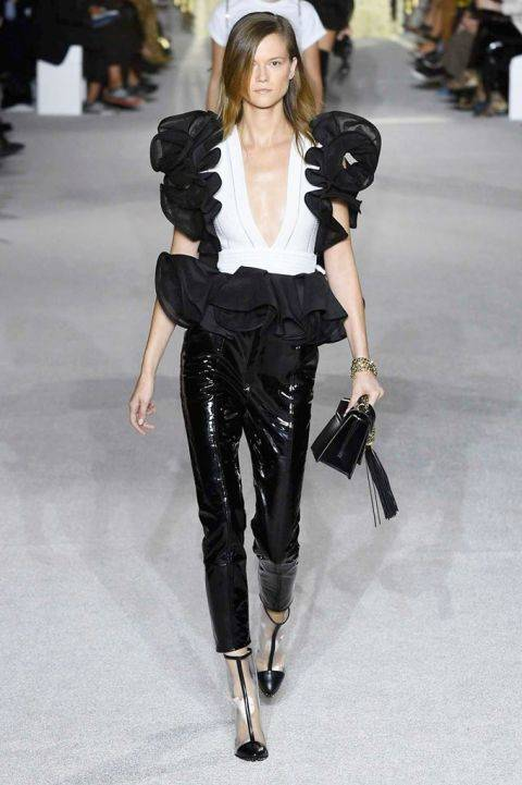 paris fashion week - Balmain