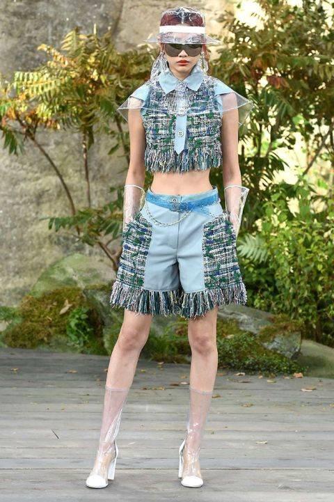 Paris Fashion Week - Chanel