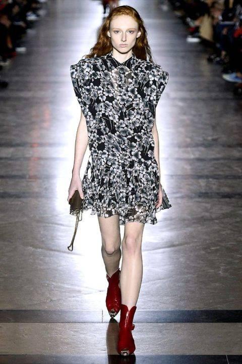 Paris Fashion Week - Givenchy 1