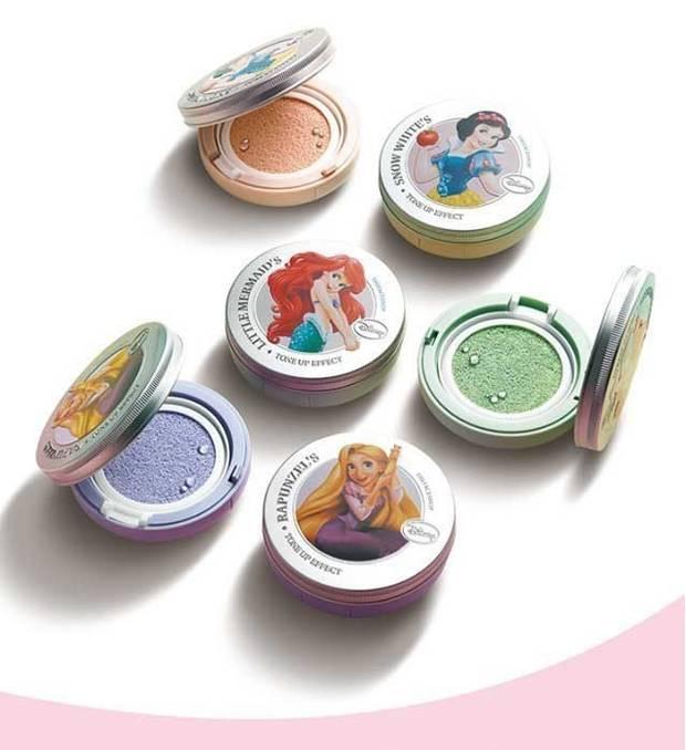 Maquillaje Disney