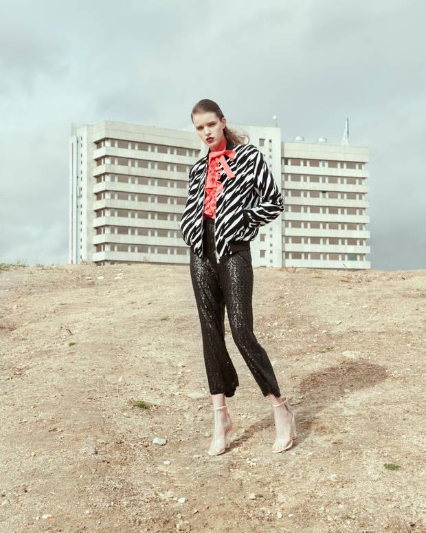 editorial de moda The Seven Block-1