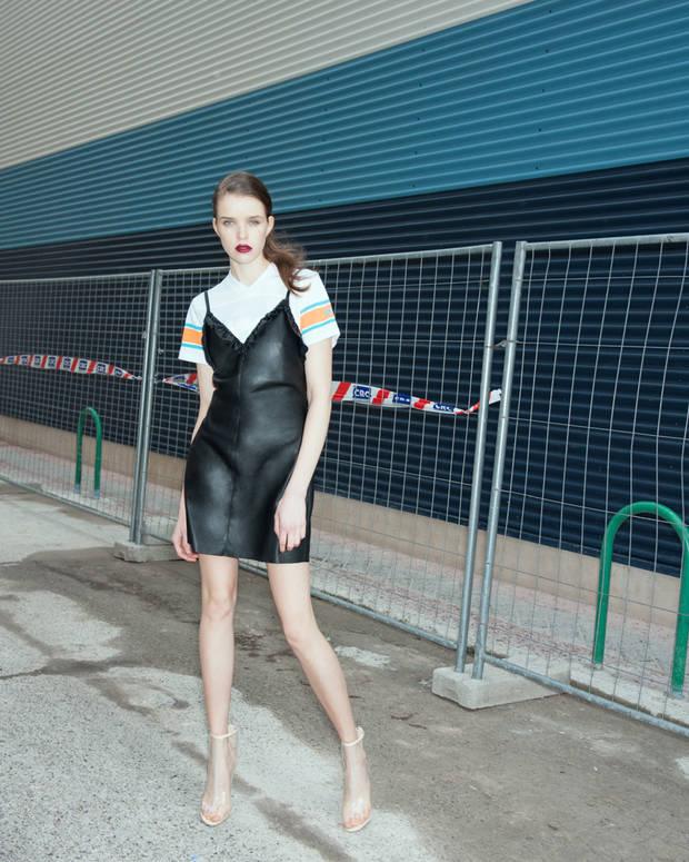 editorial de moda The Seven Block-12