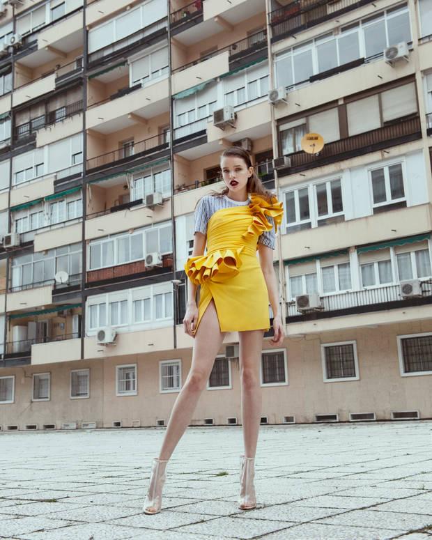 editorial de moda The Seven Block-2
