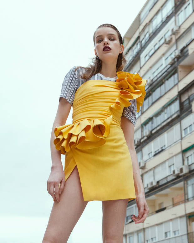 editorial de moda The Seven Block-3