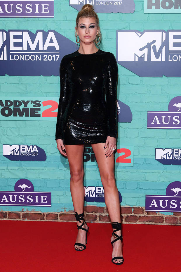 MTV_EMA_Hailey Baldwin