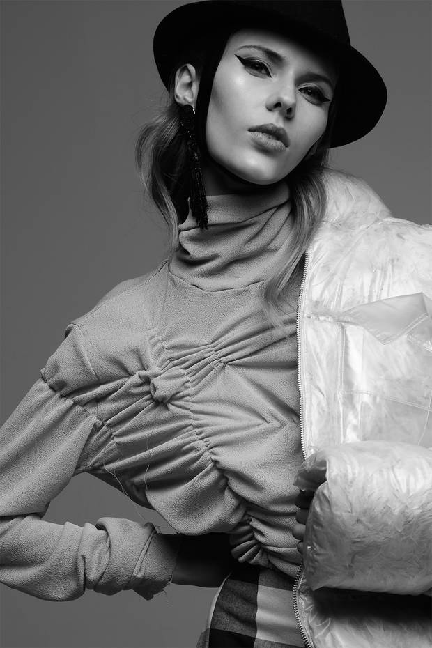 editorial de moda dared 1