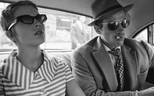 Jean-Paul Belmondo en un fotograma de la película